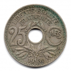 (FMO.025.1930.15.14.000000001) 25 centimes Lindauer 1930 Revers