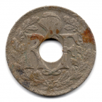 (FMO.025.1933.15.17.000000002) 25 centimes Lindauer 1933 Avers