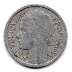 (FMO.1.1950_B.22.16.000000001) 1 Franc Morlon, légère 1950 B Avers