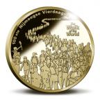 Médaille or BE 2016 - Marche des quatre jours de Nimègue Avers