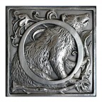 (MED10.Méd.IPZS.Ag18) Médaille argent - O come Orso Avers