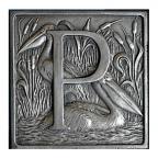 (MED10.Méd.IPZS.Ag20) Médaille argent - P come Pellicano Avers