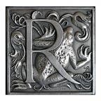 (MED10.Méd.IPZS.Ag22) Médaille argent - R come Rana Avers