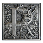 (MED10.Méd.IPZS.Ag23) Médaille argent - R come Renna Avers