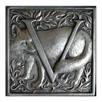 (MED10.Méd.IPZS.Ag26) Médaille argent - V come Volpe Avers