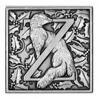 (MED10.Méd.IPZS.Ag28) Médaille argent - Z come Zibellino Avers