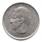 (W023.1000.1976.1.1.000000001) 10 Francs Baudouin 1976 - Légende flamande Avers