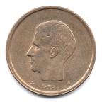 (W023.2000.1982.1.000000001) 20 Francs Baudouin 1982 Avers