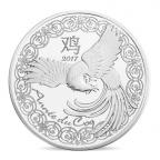 10 euro France 2017 argent BE - Année du Coq Avers