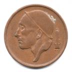 (W023.050.1969.2.000000001) 50 centimes Mineur, Petite tête 1969 Avers