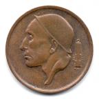 (W023.050.1979.2.000000001) 50 centimes Mineur, Petite tête 1979 Avers