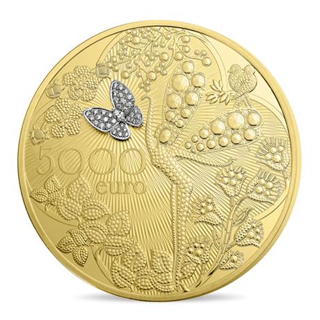 5000 euro france 2016 or be van cleef arpels elys es for Badezimmer 5000 euro