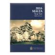 Coffret BU Malte 2016 Recto