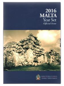 Coffret BU Malte 2016 Recto (zoom)
