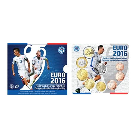 Coffret BU Slovaquie 2016 - Championnat d'Europe de football (visuel supplémentaire 2)