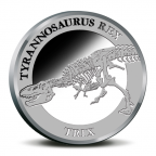 medaille-argent-be-2016-tyrannosaure-revers