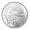 100 euro France 2017 argent BU - Marianne Avers
