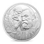 100 euro France 2017 argent - Rodin et son Penseur Avers