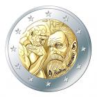 2-euro-commemorative-france-2017-rodin-et-son-penseur