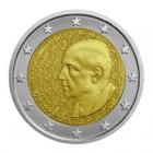 2-euro-commemorative-grece-2016-dimitri-mitropoulos-avers