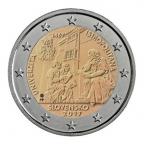 2-euro-commemorative-slovaquie-2017-universitas-istropolitana