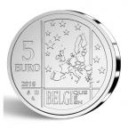 5-euro-belgique-2016-georges-lemaitre-avers