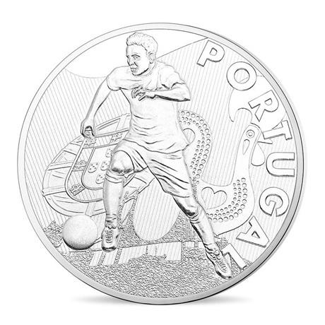 (FMED.Méd.even.2016.CuNi.10011302610000) Jeton événementiel - EURO 2016 (Portugal) Avers