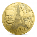 200 euro France 2017 or BE - Europa Revers