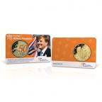 50 cent Pays-Bas 2017 UNC - Anniversaire du roi