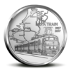 Coffret BU Benelux 2017 (revers médaille)
