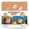 Coffret UNC Pays-Bas 2017 (Amsterdam) Recto