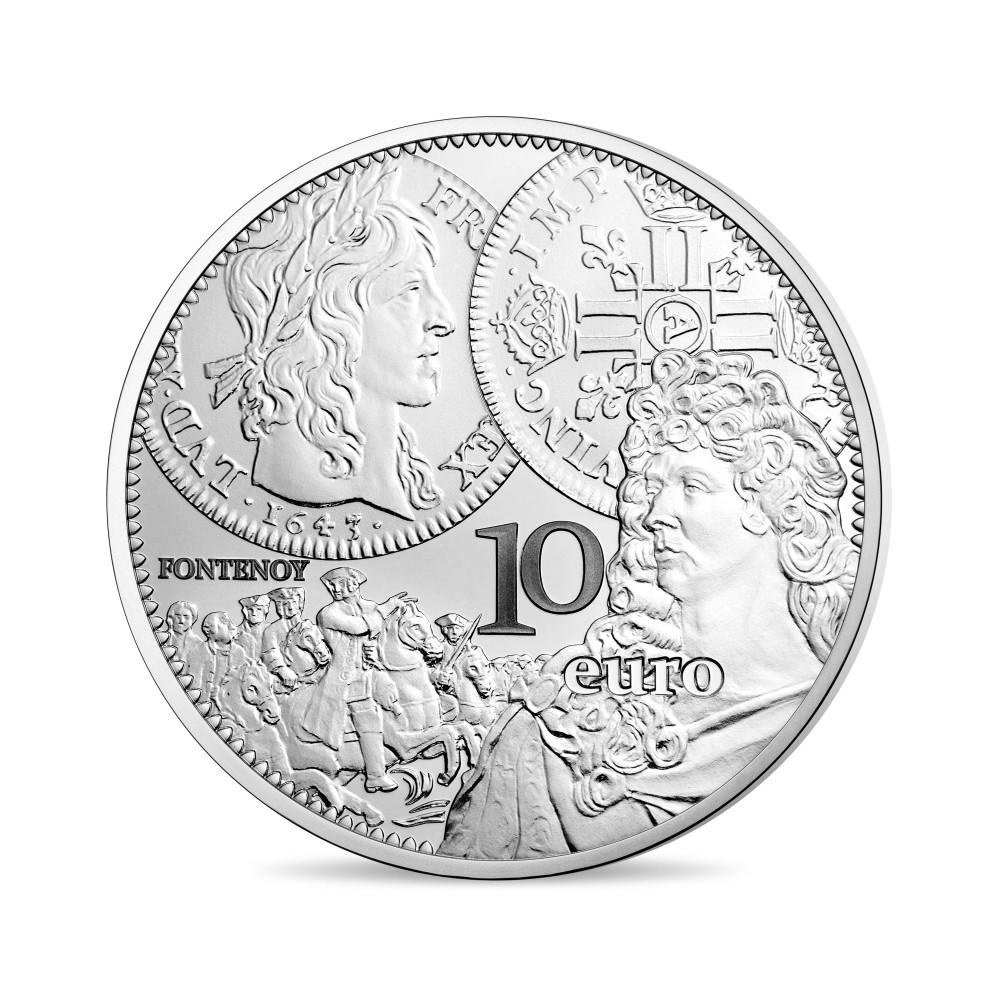 (EUR07.ComBU&BE.2017.1000.BE.10041307780000) 10 euro France 2017 Proof silver - Sower Reverse (zoom)