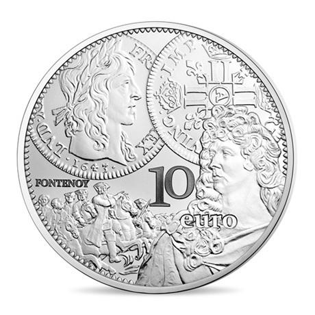 (EUR07.ComBU&BE.2017.1000.BE.10041307780000) 10 euro France 2017 argent BE - Semeuse Revers