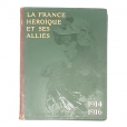 (OUV07.Lar.1916.1.000000001) La France héroïque et ses alliés 1914 1916 (reliure) (recto)
