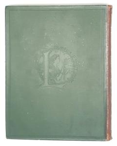 (OUV07.Lar.1916.1.000000001) La France héroïque et ses alliés 1914 1916 (reliure) (verso) (zoom)