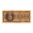 (BILLS081.500D.1944.1.1944_03_20.IH.023966) 500000 Drachmes Zeus 1944 Recto