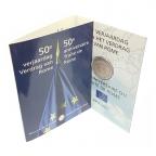 (EUR02.ComBU&BE.2007.200.BU.COM1.000000002) 2 euro commémorative Belgique 2007 BU - Traité de Rome