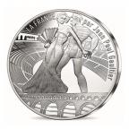 10 euro France 2017 argent - Le Languedoc enchanteur Avers