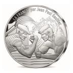 10 euro France 2017 argent - Le Pays Basque, Euskal Herria Avers