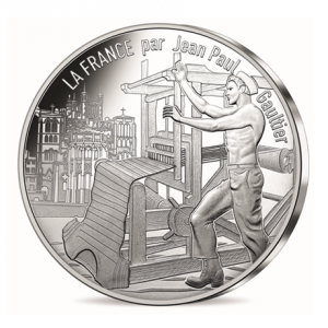10 euro France 2017 argent - Lyon la Lumineuse Avers