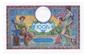 (FBILLS.100.1916.spécimen1.1.1916_07_21.0.0000.000.00000000) Faux spécimen 100 Francs Merson 1916 Verso (zoom)