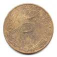 (FMO.005.1979.13.14.000000001) 5 centimes Marianne 1979 Revers