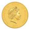 25 dollars Niue 2017 0,25 once or BE - Rendez-vous retardé Avers