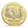 50 euro France 2017 or BE - Marquise de Pompadour Revers