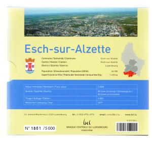 (EUR11.CofBU&FDC.2017.Cof-BU.000000002) Coffret BU Luxembourg 2017 Verso (zoom)