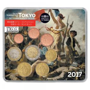 Mini-set BU France 2017 - Salon de Tokyo Recto (zoom)