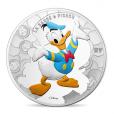 10 euro France 2017 argent BE - Picsou Revers