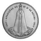 2,50 euro Portugal 2017 - Fátima Revers