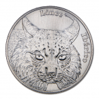 5 euro Portugal 2016 - Lynx ibérique Revers