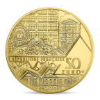 50 euro France 2017 or BE - Vénus de Milo Avers